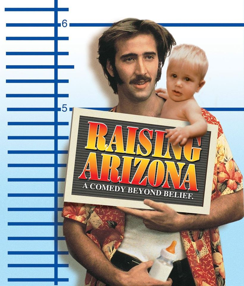 Raising Arizona (Cult Classic Movie Night) – Feb 3rd