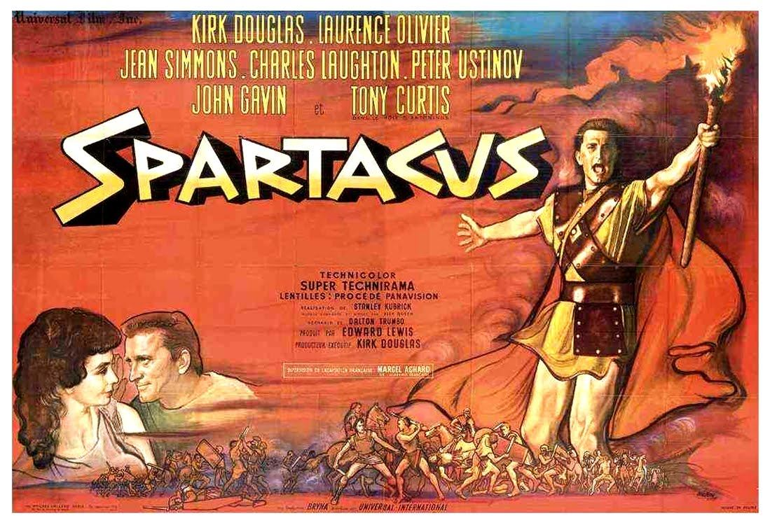 Spartacus (Ivywild Movie Night) – Mar 2nd, 2020